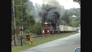 Brake Problems and a Big Smoke Show in South Royalston MA