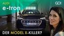 Audi E-Tron - Guter Erstling oder Schnellschuss?   Cyndie Allemann testet