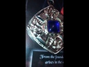 The 4 Dragons Deluxe edition Dracula's Castle Ordo Dracul Pendant jewelry!