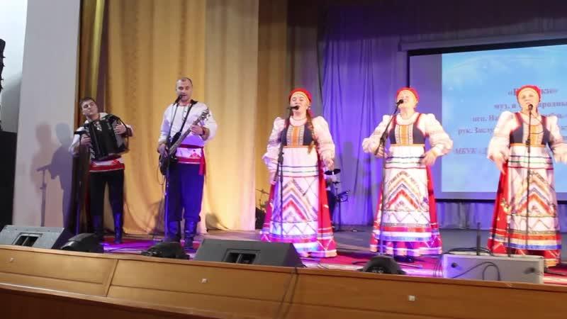 Отборочный тур республиканского конкурса Играй гармонь в Ичалковском районе Фрагменты