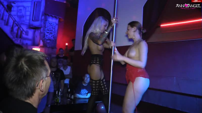 Anni Angel Sexy Girls tanzen für