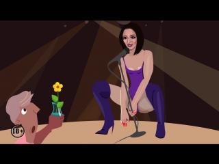 Кузьма Правдоруб - Макака и её большая срака