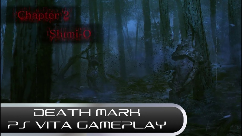 Death Mark Chapter 2 Shimi O PS Vita Playthrough