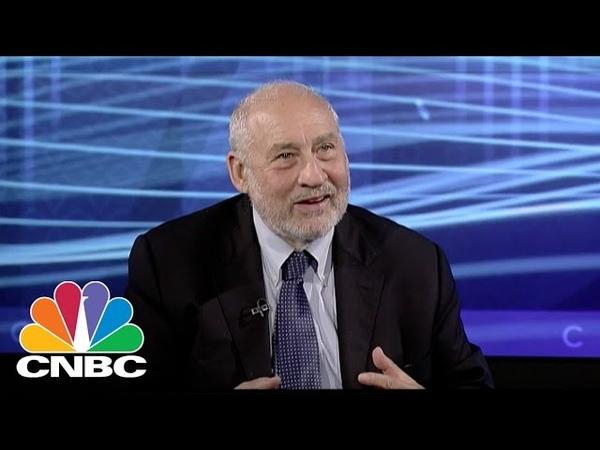 Joseph Stiglitz Discusses Nightmare Donald Trump | CNBC