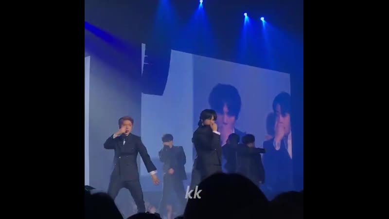 [VK][190414] MONSTA X fancam - Myself (Bazzi cover) @ THE 3ND WORLD TOUR We Are Here in Seoul D-2
