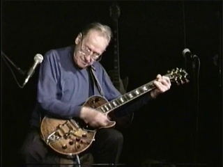 """Les Paul    """"How High The Moon""""    2- 8/4/97"""