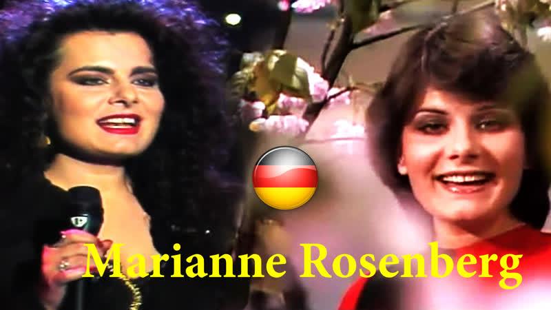 Marianne Rosenberg Er gehoert zu mir 75 Marianne Rosenberg Ich denk an dich 89