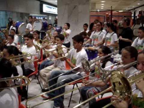 2006 Orquestra de Metais Lyra Tatui - SP- Brazil