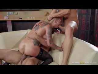 Bonnie Rotten: The Cumback: Bonnie Rotten, Toni Ribas & Xander Corvus by Brazzers  Full HD 1080p #Anal #DP #Squirt #Sex