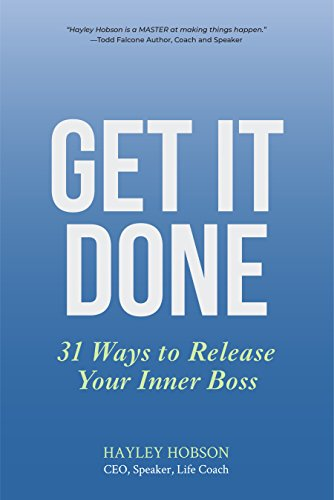 Get It Done - Hayley Hobson