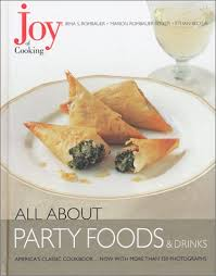 Joy of Cooking All About Party Foods & Drinks