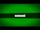 GTA 5 Wasted green screen Chroma
