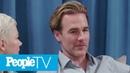 Dawson's Creek Reunion: James Van Der Beek Is Actually Team Pacey   PeopleTV   Entertainment Weekly