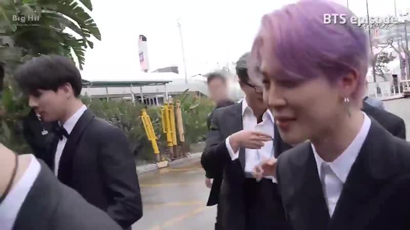 Their IDs to go in got switched up so seokjin keeps yelling to get his back LOLL this is hilarious 🐨I like it~🐹namjoon ah plea