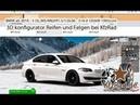 BMW ab 2010 - 5 5LM5/M6HY 5/120.00 - 518 d 105kW 1995ccm Reifen und Felgen bei KfzRad.de