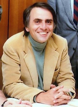 Карл Саган.