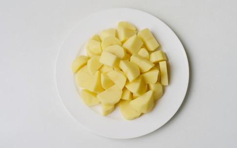 Картофельные гнезда с начинкой из яиц, изображение №2