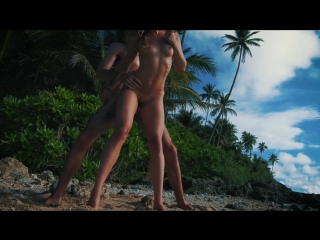 Leolulu quickie in paradise! it was way too hot to fuck! (natural girls porno)