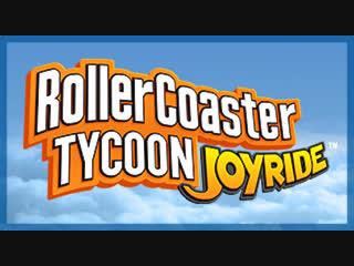 Rollercoaster tycoon joyride trailer