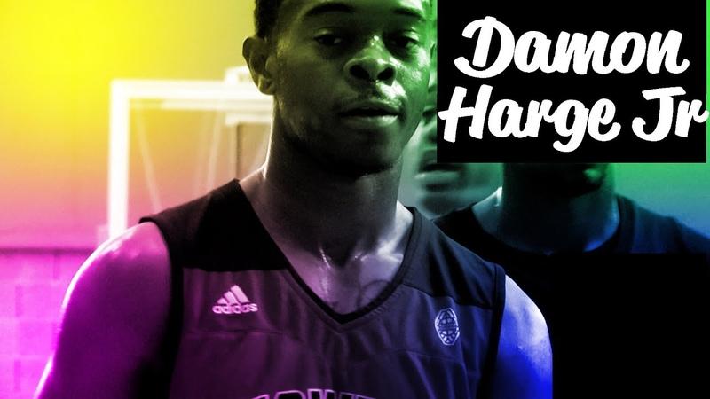 Damon Harge Jr Still Has That Killer Crossover Sick Handles