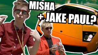 Jake Loves Space - The Jake Paul Song (feat. Misha / Mishovy šílenosti) (Official Music Video)