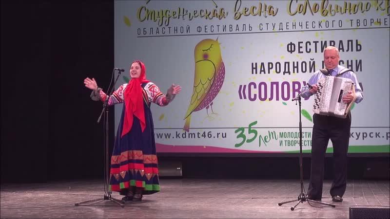 Шеховцова Анна - Студеновские страдания