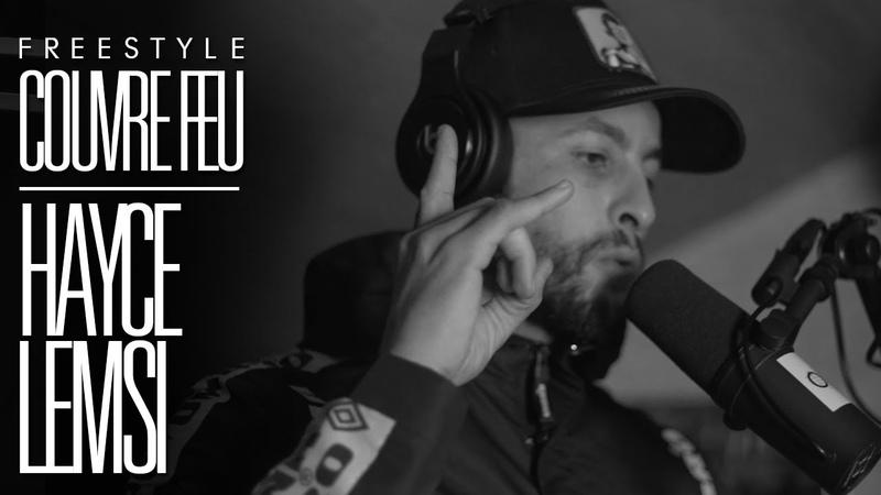 HAYCE LEMSI - Freestyle COUVRE FEU sur OKLM RADIO {OKLM TV}