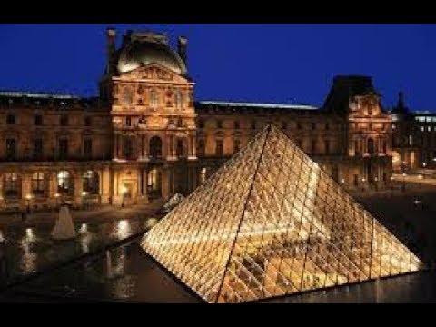 DHS INTERNATIONALS TV : Destination PARIS : LOUVRE Monalisa La Joconde