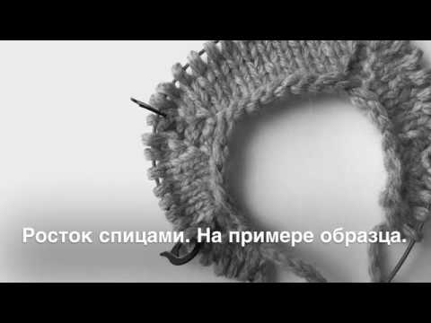 Видеоприложение №1 к Инструкции Жакет Melody РОСТОК iiaks