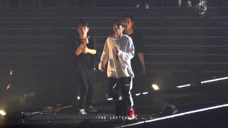 190302~03 SUPER SHOW 7S in SEOUL 슈퍼주니어 Let's Dance 이특직캠 LEETEUK FOCUS