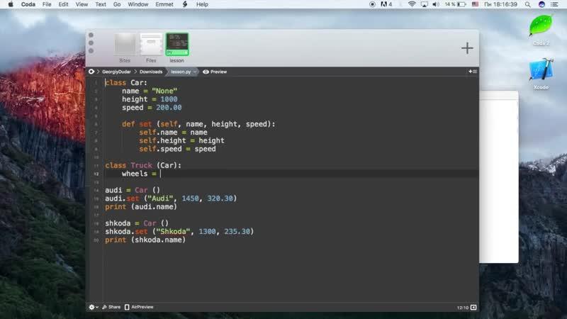 Изучаем Python за 1 час в одном видео с Гошей дударем
