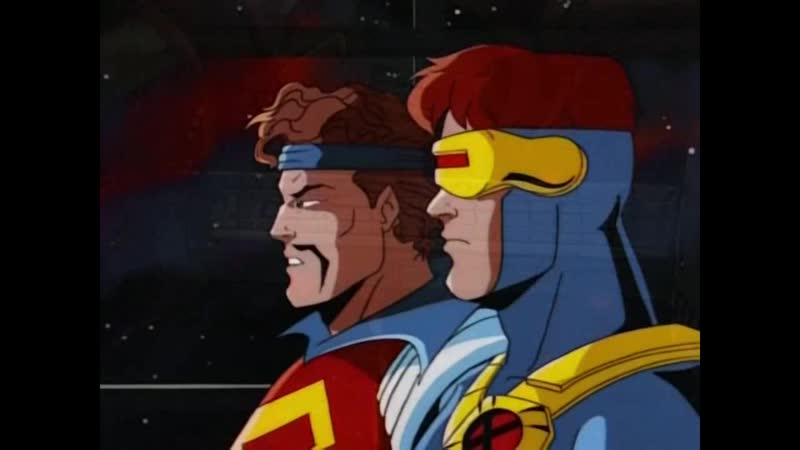 Люди Икс 1992 3 сезон (10-18 серии)