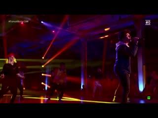 """Miki canta """"la venda"""" en 'fama a bailar', tema de españa en eurovisión 2019"""