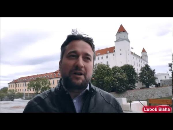 15.06.2019 Ľuboš Blaha - Neverte progresívcom, neverte Čaputovej