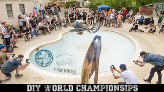 . BMX WORLDS 2019 - Stop 1: THE LOST BOWL  - FBM X DIG