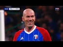Zinedine Zidane vs FIFA 98 (Legends Match) 13/06/2018 Commentary By Zico7 HD