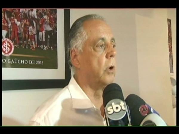 Temos nossa tragédia pessoal, vice-presidente do Inter polemiza
