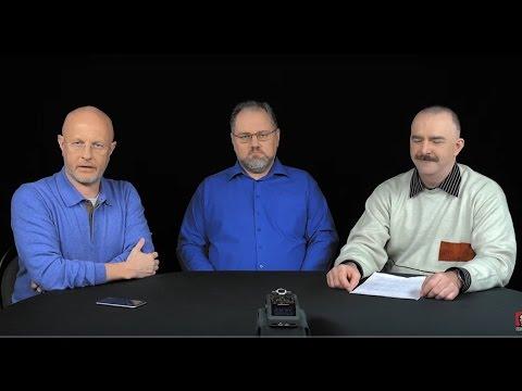 Ежи Сармат обозревает разведопрос про Резуна