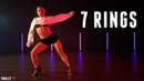 Ariana Grande - 7 Rings - Dance Choreography by Blake McGrath - TMillyTV