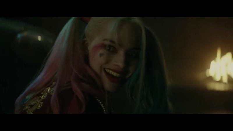 Клип На Фильм Отряд самоубийц Джокер Харли