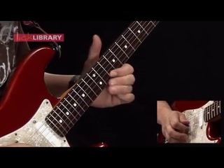 Larry Carlton Style -LICK LIBRARY   QUICK LICK  (Slow Blues)