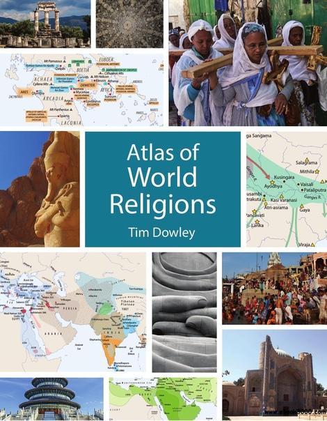 Atlas of World Religions (Fortress Atlases)