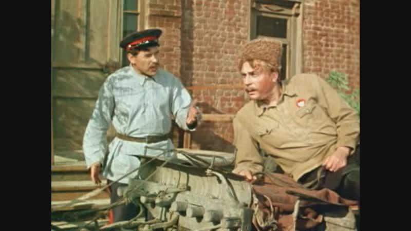 Поднятая Целина. (1959—1961) 3 серия