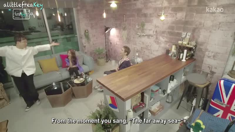 181025 CDKT Ep 8 Eng Sub BoA Park Sung Kwang