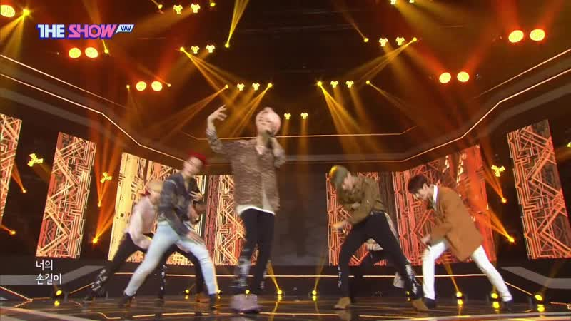 VAV Give Me More @ The Show 190806