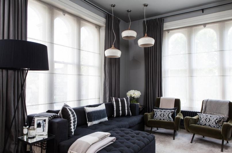 Как преобразить любую комнату с помощью штор, изображение №17