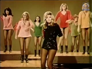 Nancy sinatra - these boots are made for walkin | 1966 год | клип [official video] hd (retro)