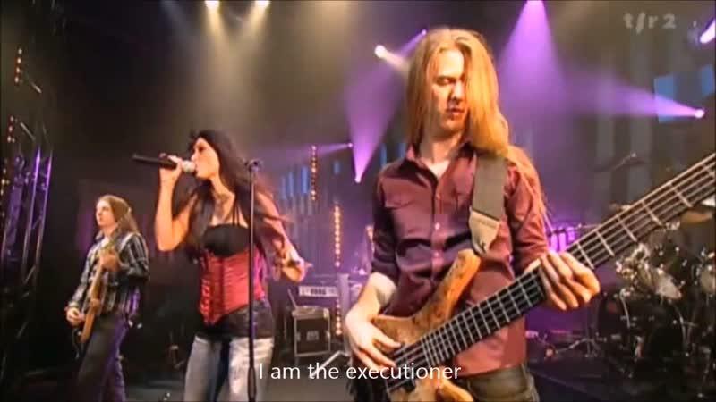Legenda Aurea - Vengeance (Live TV)