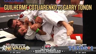 FIVE Grappling Nevada 1: Guilherme Cotliarenko vs Garry Tonon (Men / Welterweight / Black Belt)
