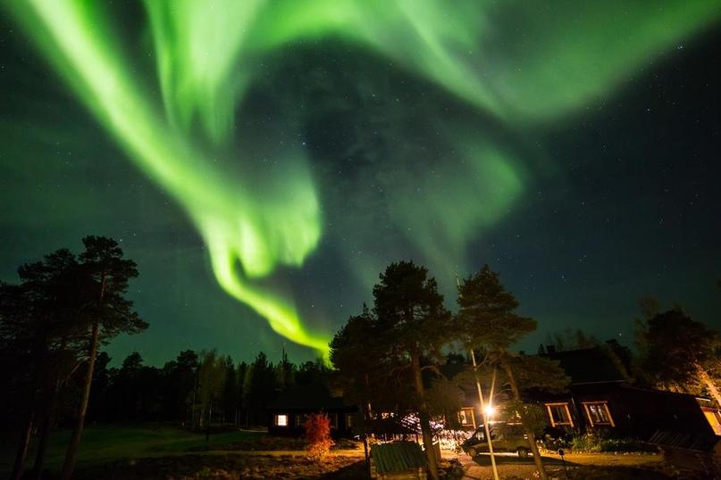 Где можно увидеть северное сияние, изображение №2